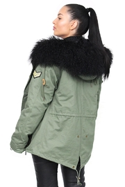 Gypsetters Parka Fur Lined - Side cropped