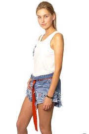 Gypsetters Short  Belt - Front full body