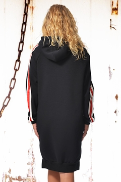 Gypsetters Sweat Dress Hoody - Alternate List Image