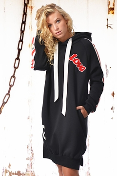 Shoptiques Product: Sweat Dress Hoody