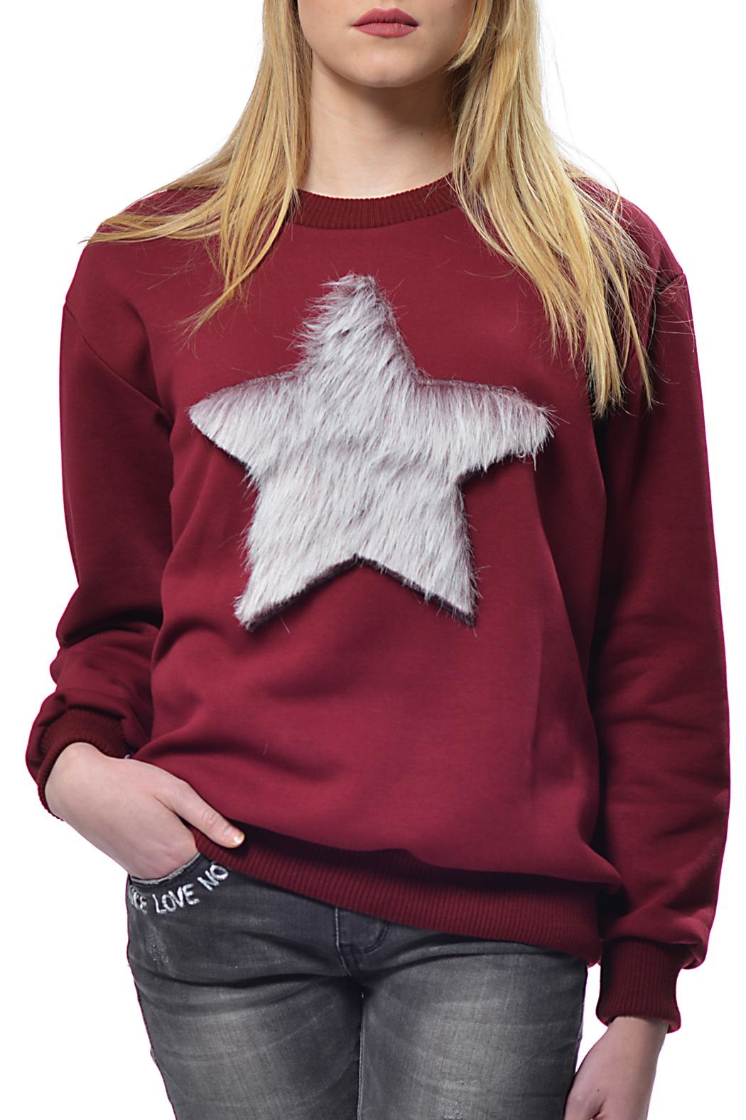 Gypsetters Sweater Furry Star - Main Image