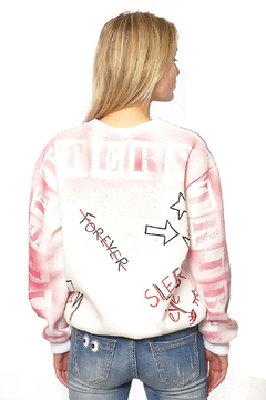 Gypsetters Sweater Graffiti - Alternate List Image