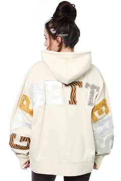 Shoptiques Product: Sweater Hoodie Gypsetters