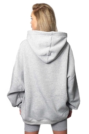Gypsetters Sweater Oversized Bull - Side cropped