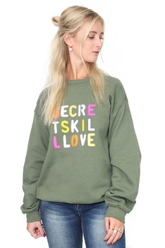 Shoptiques Product: Sweater Secrets Kill