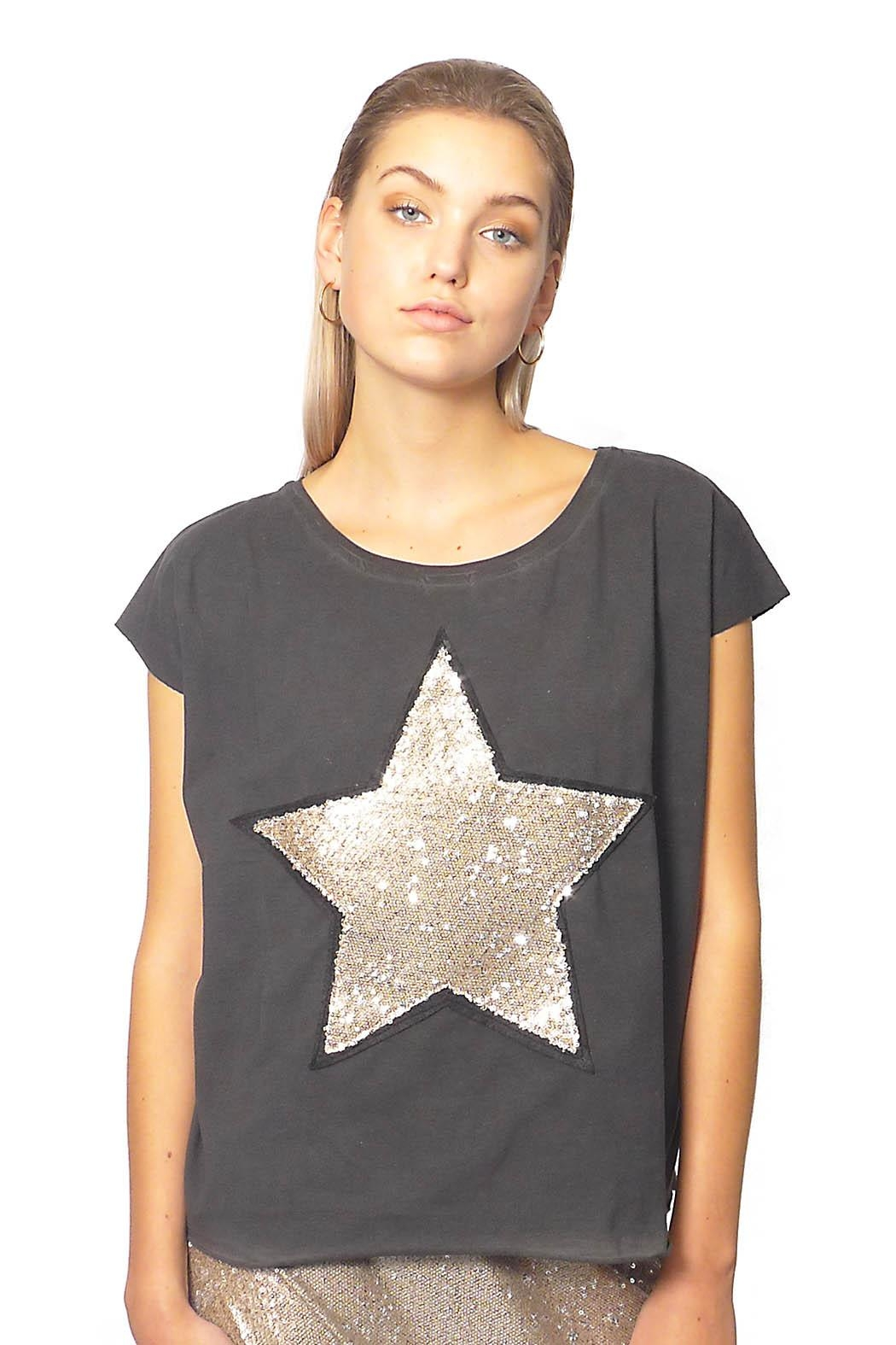 Gypsetters Top Star - Front Cropped Image