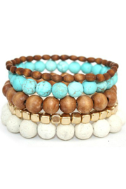 blandice Gypsy Bracelet Stack - Product Mini Image