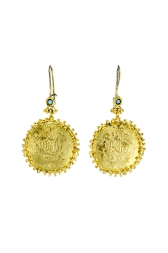 Shoptiques Product: God-Is-Great Earrings