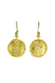 Gypsy God-Is-Great Earrings - Product Mini Image