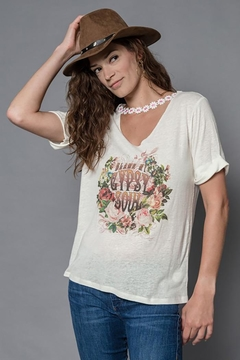 Boho Jane Gypsy Graphic Tee - Alternate List Image