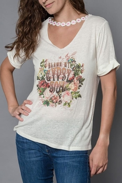 Boho Jane Gypsy Graphic Tee - Product List Image