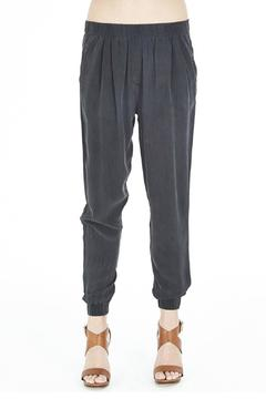 Shoptiques Product: Navy Silk Pant