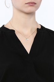 H & R Fashion The Candace Necklace - Back cropped