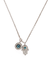 H & R Fashion The Emily Necklace - Front full body