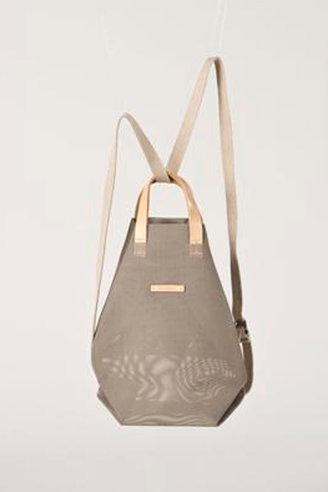 Hänska Baby Shopper Backpack - Front Cropped Image