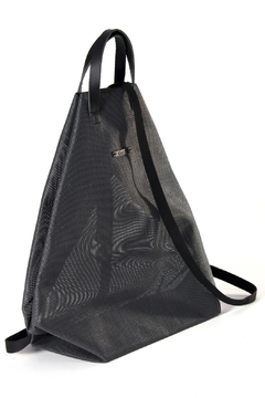 Hänska Shopper Backpack Black - Product List Image