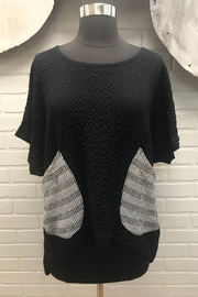 Matti Mamane H Top - Front cropped