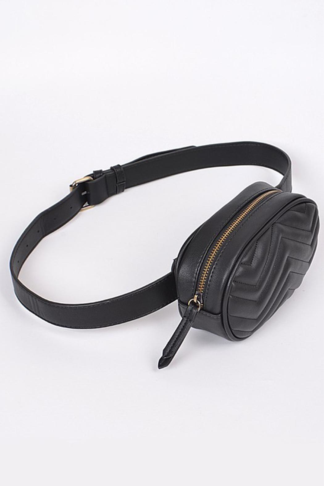 H & D Fanny Pack - Front Cropped Image