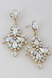 H & D Moonbeam Earring - Front cropped
