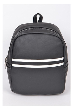 Shoptiques Product: Stripe Backpack