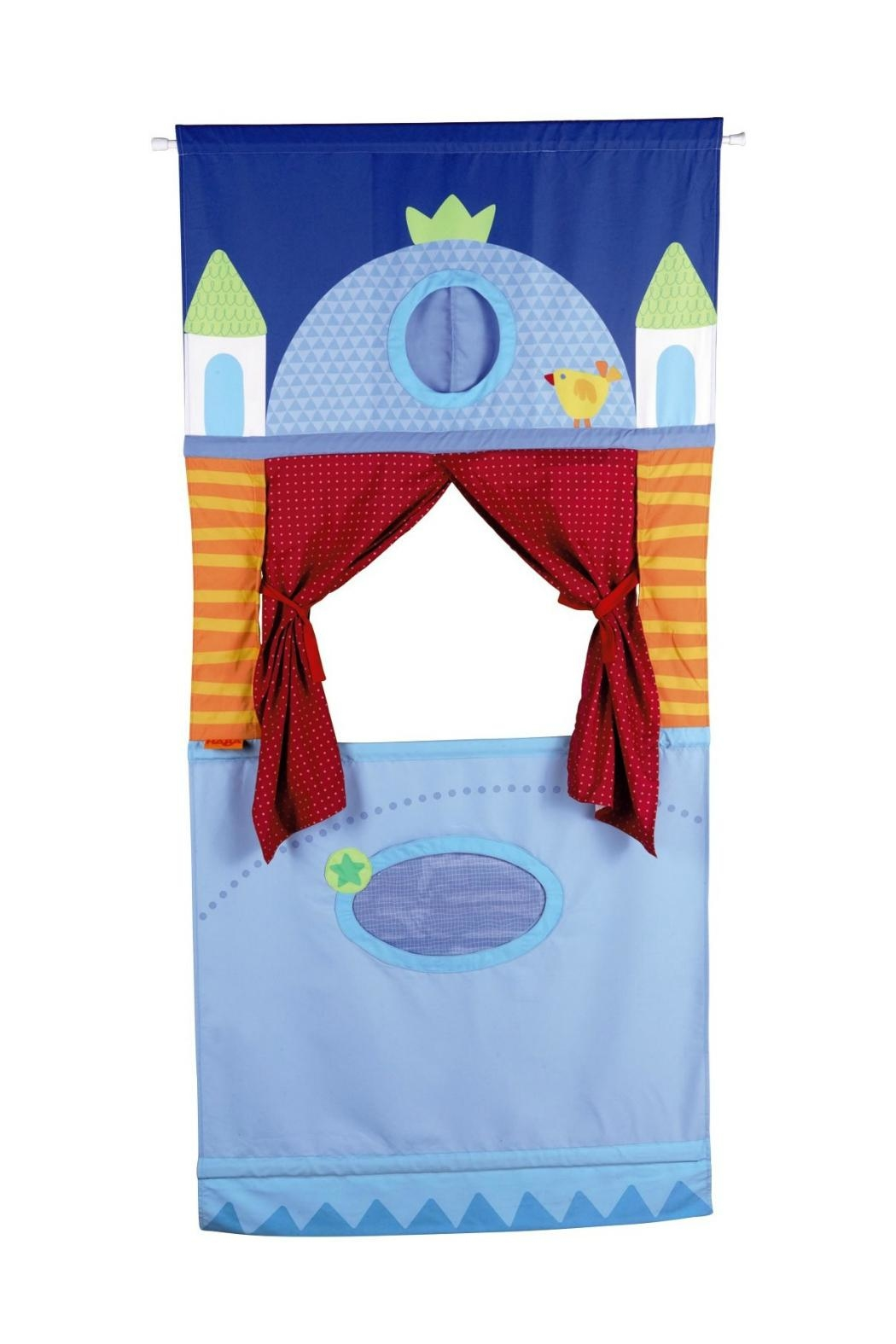 HABA USA Doorway Puppet Theater - Main Image
