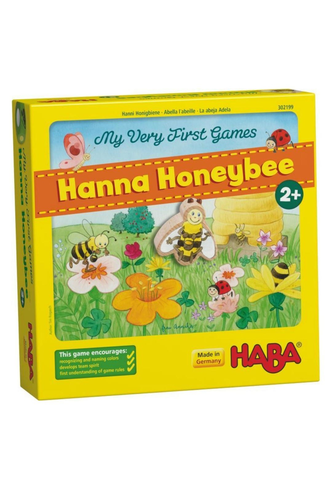 HABA USA Hanna Honeybee - Main Image