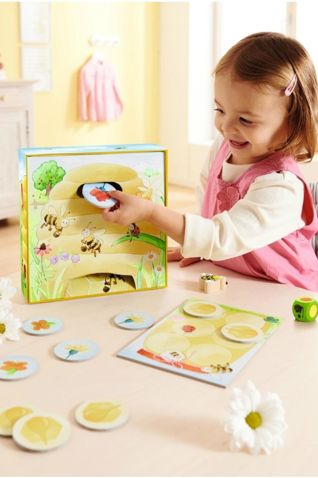 HABA USA Hanna Honeybee - Front Full Image