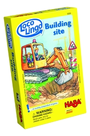 HABA USA Loco Lingo Buildings - Product Mini Image