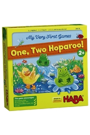 HABA USA One, Two, Hoparoo! - Front full body