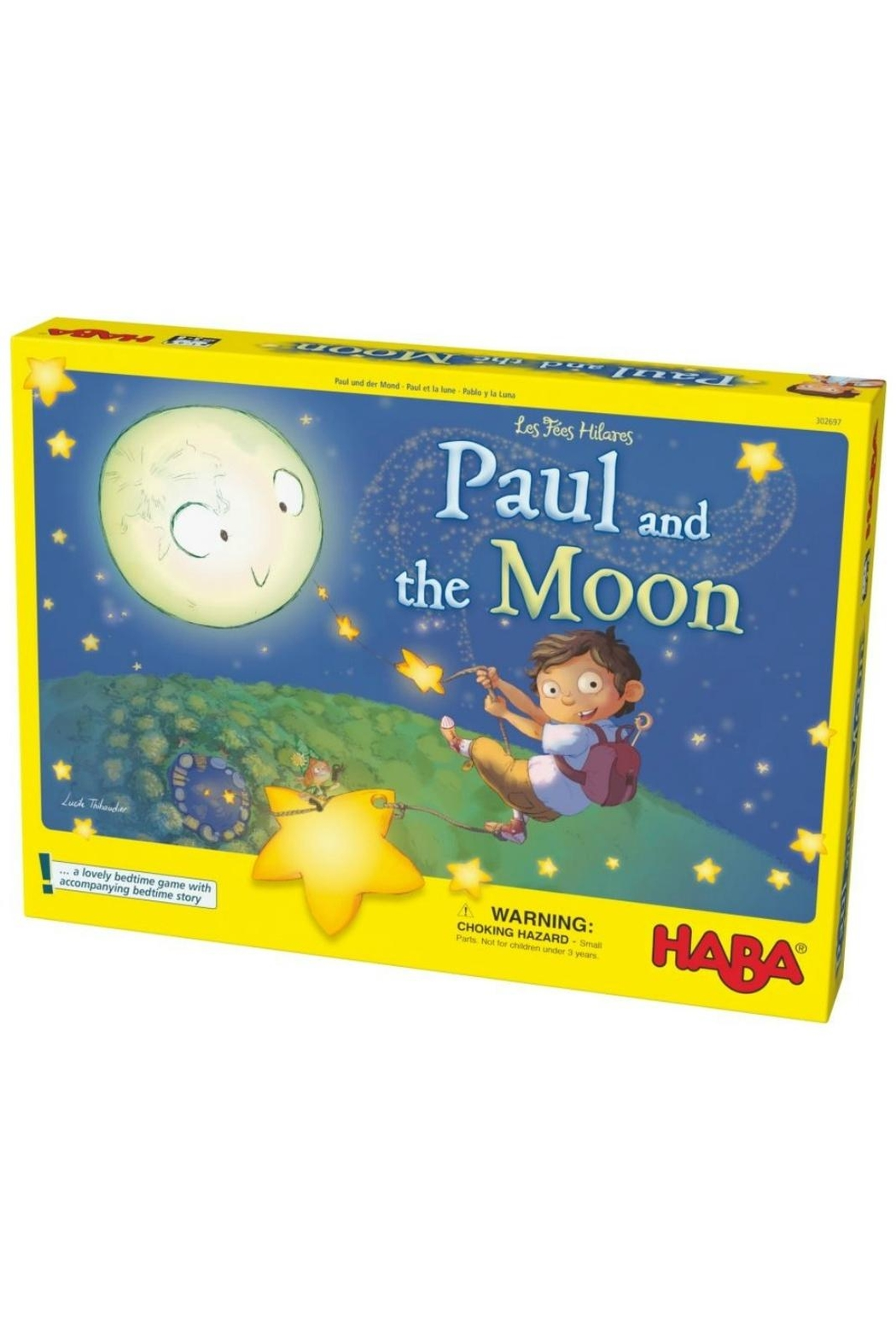 HABA USA Paul & The Moon - Front Full Image