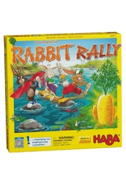 HABA USA Rabbit Rally Game - Front cropped