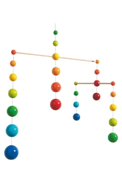 HABA USA Rainbow Balls Mobile - Alternate List Image