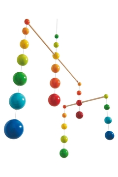 HABA USA Rainbow Balls Mobile - Product List Image