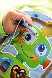 HABA USA Robot Magnetic Maze - Front full body