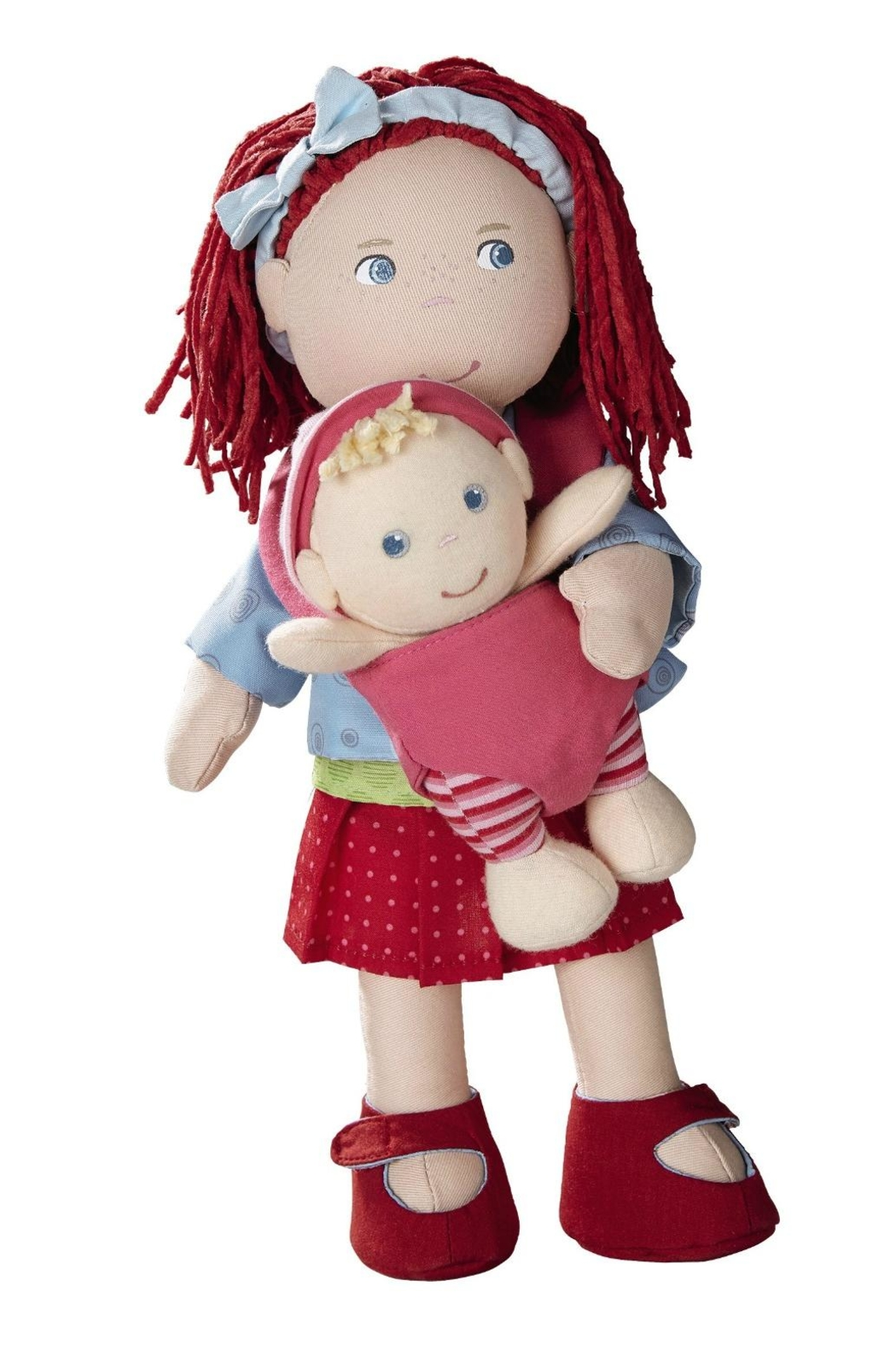 HABA USA Rubina With Baby from Vermont by Peanut & Mouse ...