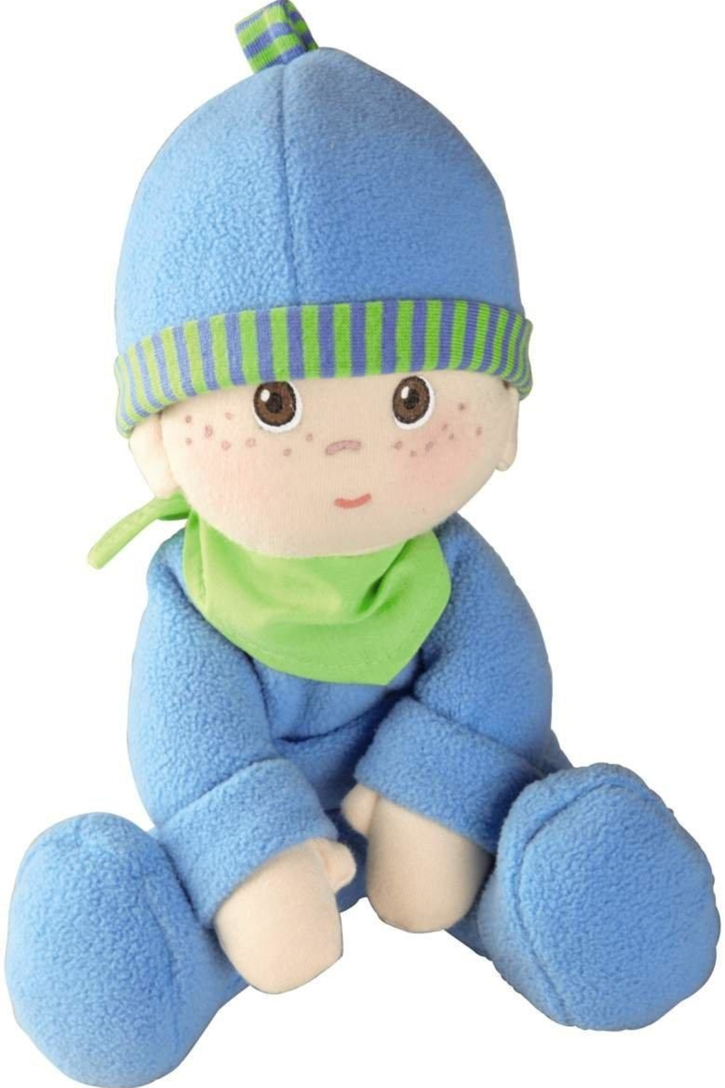HABA USA Snug Up Doll Luis - Front Cropped Image