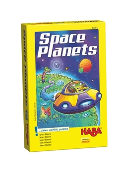 HABA USA Space Planets Game - Product List Image