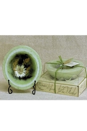 habersham candle Habersham Sage Candle - Front cropped