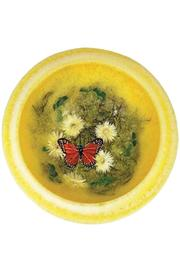 Habersham Candles Butterfly-Garden Flameless Candle - Product Mini Image
