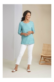 Habitat Coastal Stripes Built In Pocket Tunic - Product Mini Image