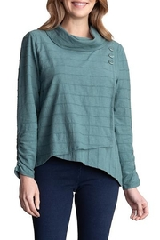 Habitat Cowl Pullover Forest A16407 - Product Mini Image