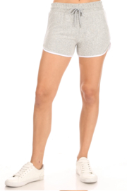 Suzette Collection Hacci Dolphin Shorts - Product Mini Image