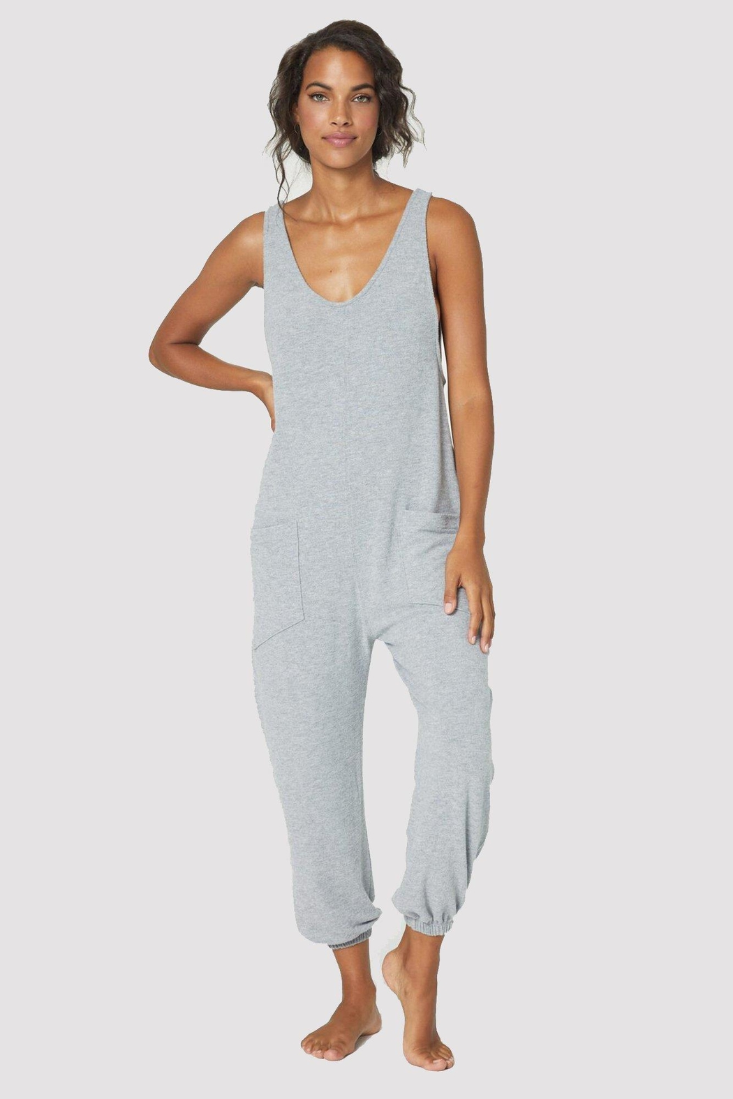b8ce811eea65 SPIRITUAL GANGSTER Hacci Jumpsuit from Hudson Valley by Bfree ...
