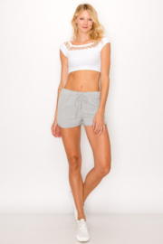 ENTI Hacci Short - Front cropped