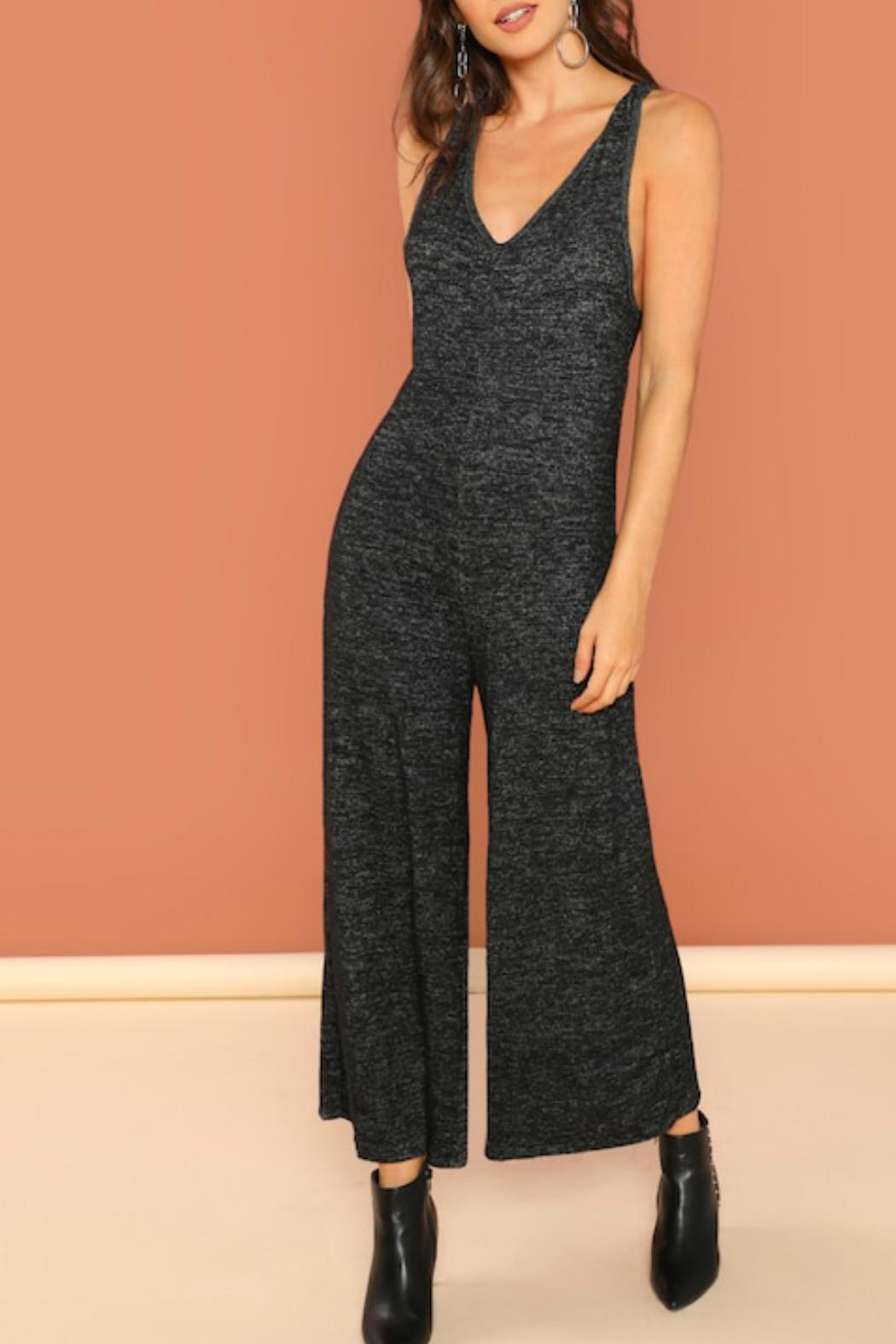 ac0b3844cddfc Double Zero Hacci Tank Jumpsuit from Alaska by Apricot Lane ...