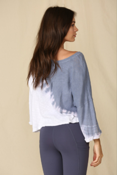 By Together  Hacci  Tie Dye Top - Alternate List Image