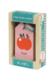 Hachette Book Group Flash Cards: Abc's - Product Mini Image