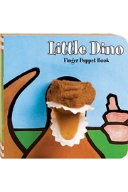 Hachette Book Group Little Dino Finger Puppet - Product Mini Image