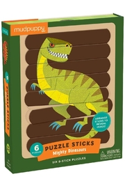 Hachette Book Group Mighty Dinosaur Puzzle Stick - Product Mini Image