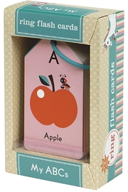 Hachette Book Group My Abc's Flash Card Ring - Product Mini Image